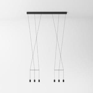 Wireflow lámpara colgante de Vibia