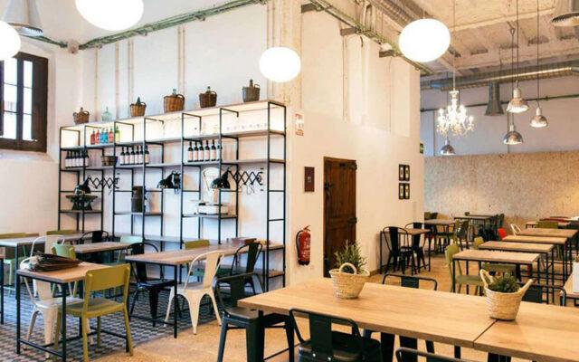 """Proyecto """"Restaurante Lo Paseo"""" (Tarragona)"""