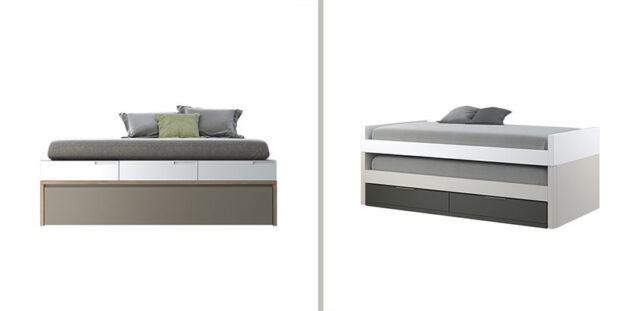 camas para dormitorio juvenil